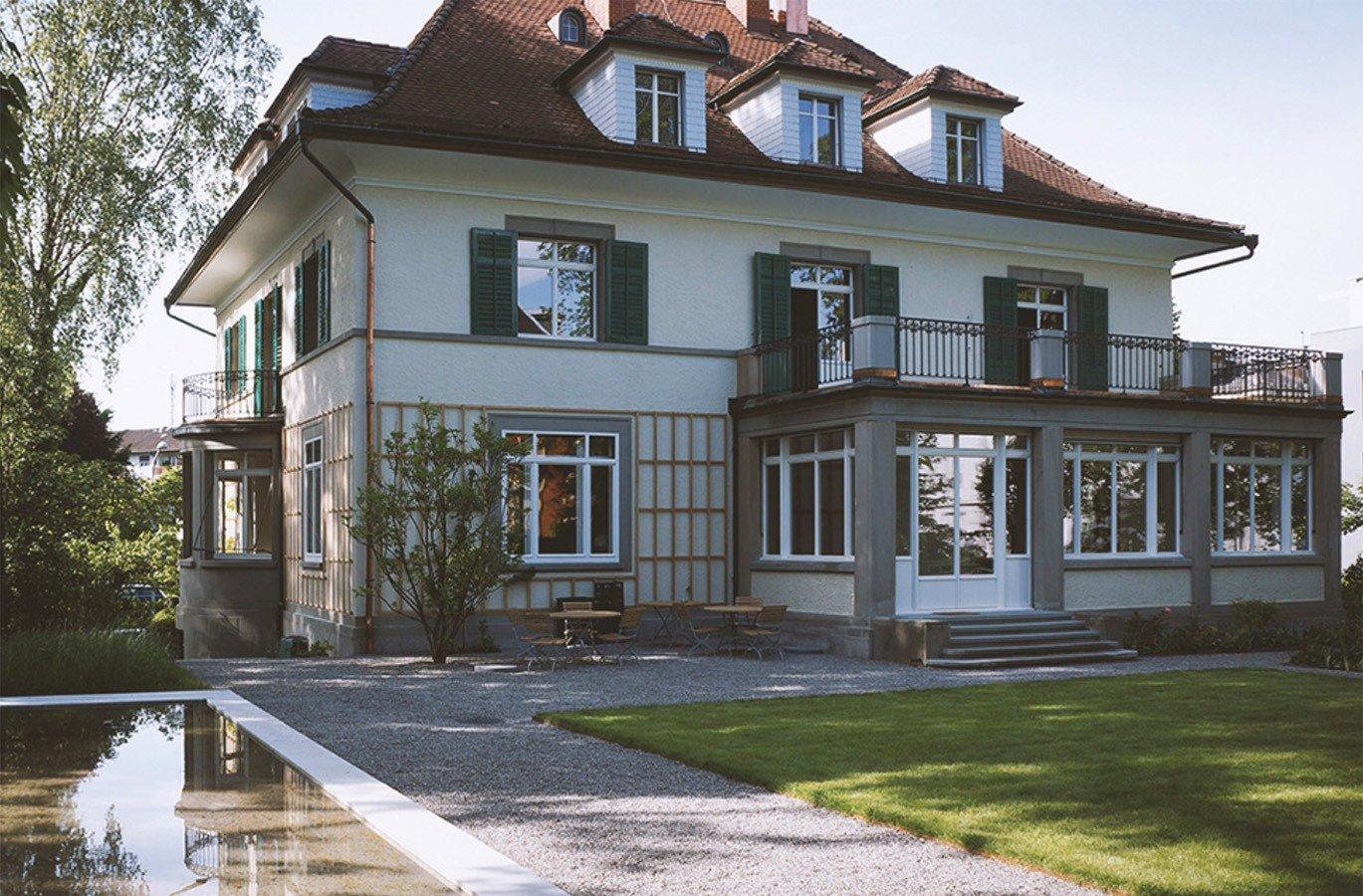 Signau Hause Zurich