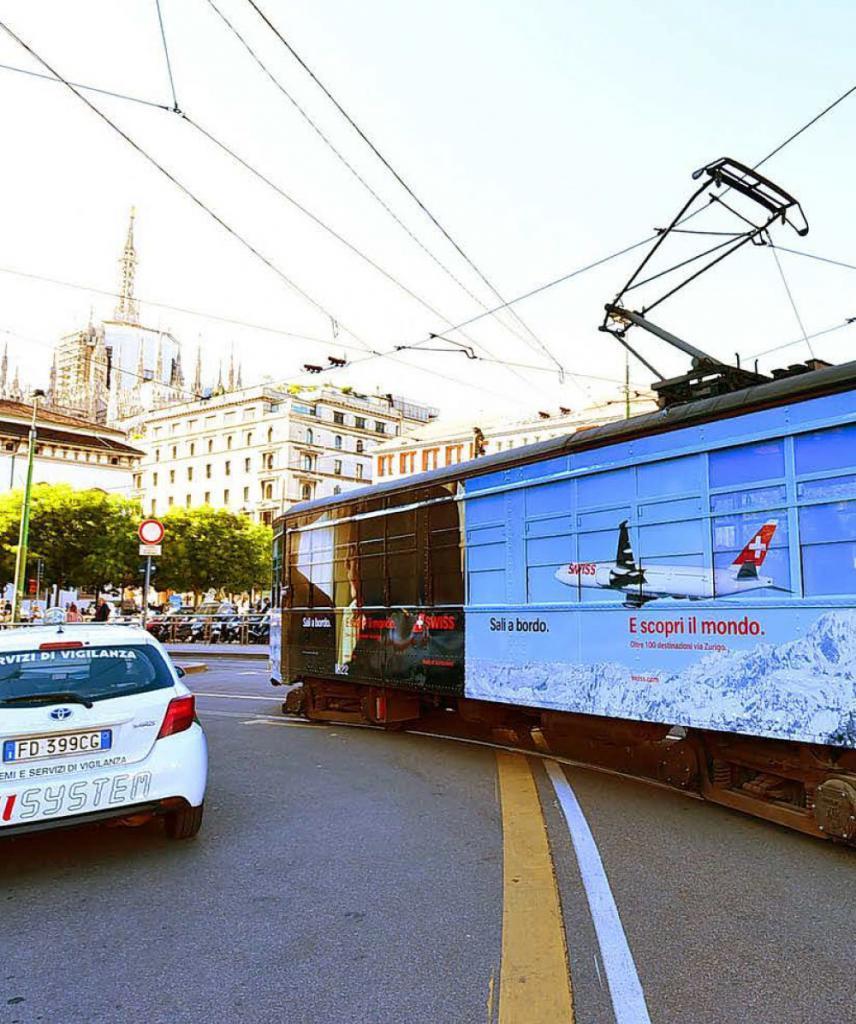 Swiss Milan