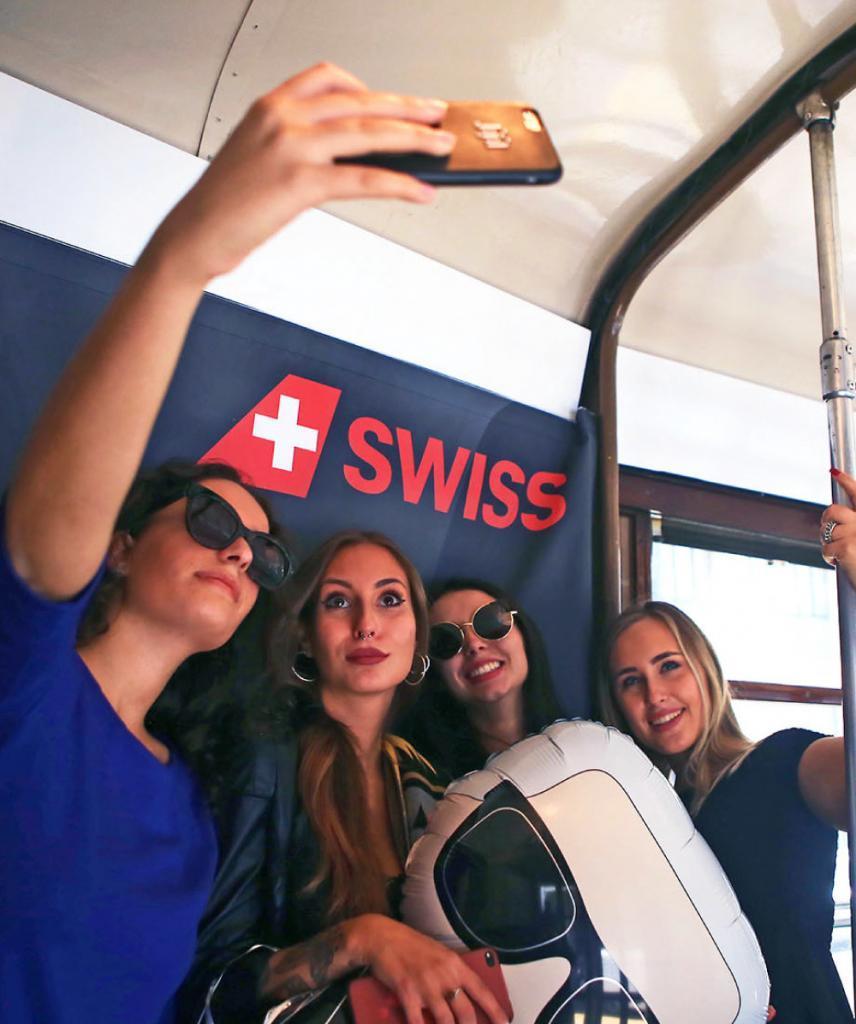 Swiss Tram