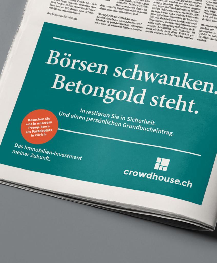 Crowdhouse brand