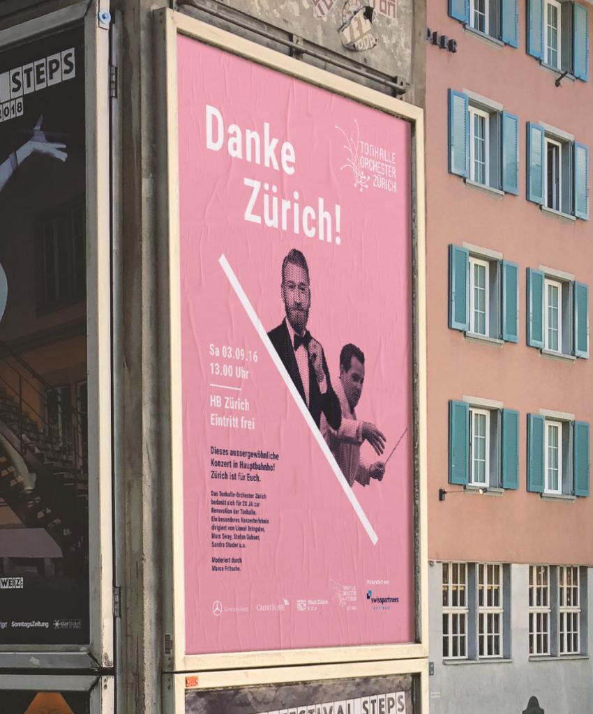 Danke Zurich