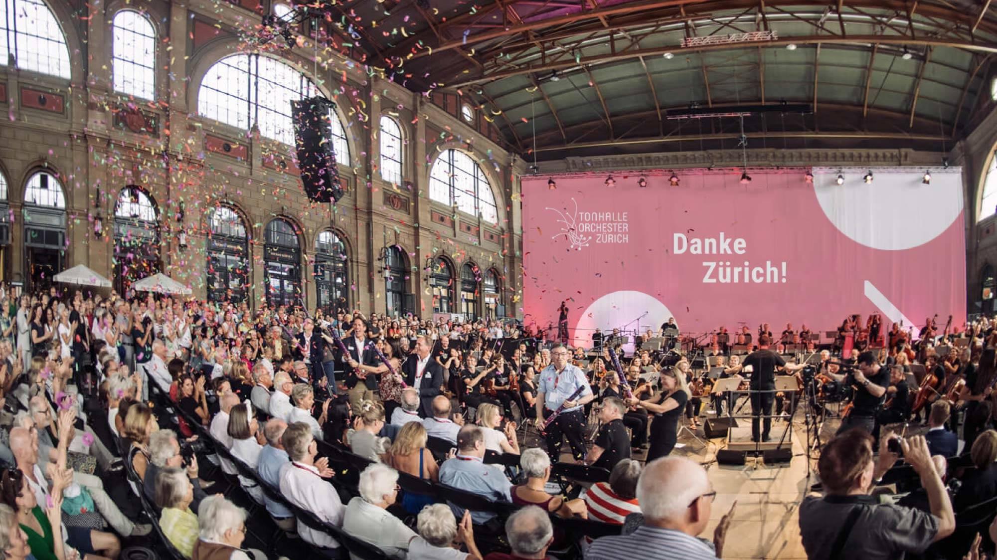 Danke Zurich Concept